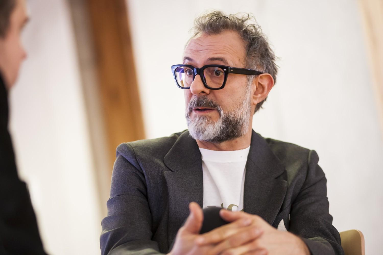 Massimo Bottura: fast-food zatruwa twoje ciało i duszę. To obrzydliwe!