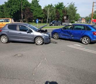 Zderzyły się trzy pojazdy! Wyglądało to groźnie
