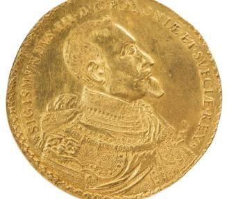 Pięćdziesięciodukatówka z 1621 r. trafi pod młotek. Może być warta 3 mln złotych!