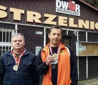 Pięć medali kaliskich weteranów w mistrzostwach Polski w strzelectwie