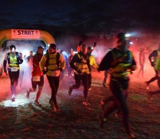 Start Ultramaratonu Zielonogórskiego Nowe Granice. Przed nimi do pokonania 103 kilometry!