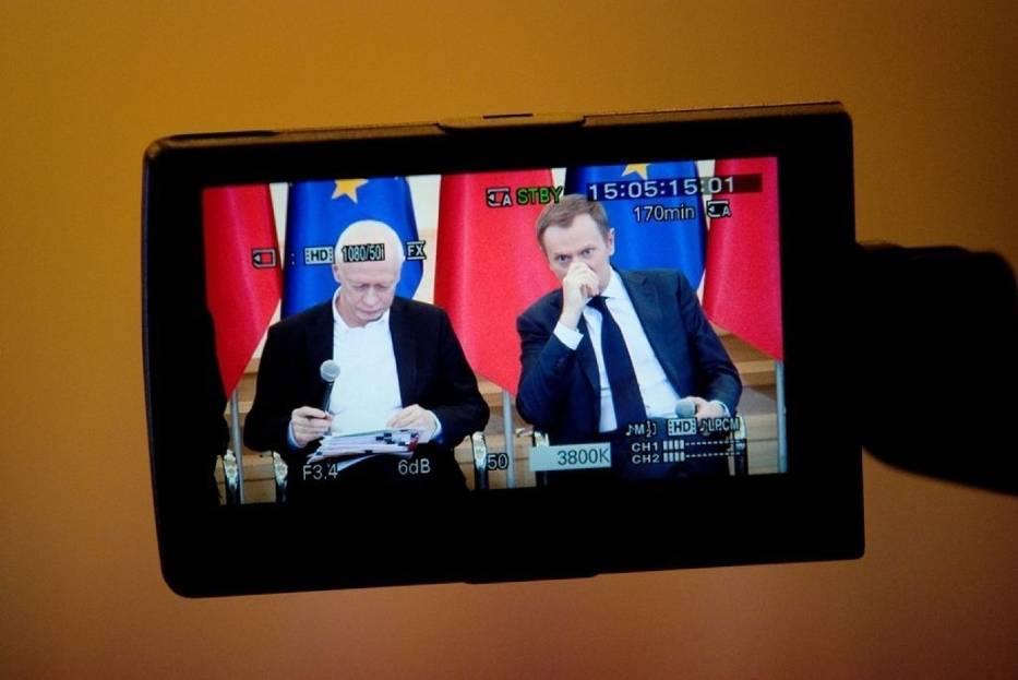 Debata z udziałem przedstawicieli rządu rozpoczęła się w Kancelarii Prezesa Rady ministrów o godzinie 14