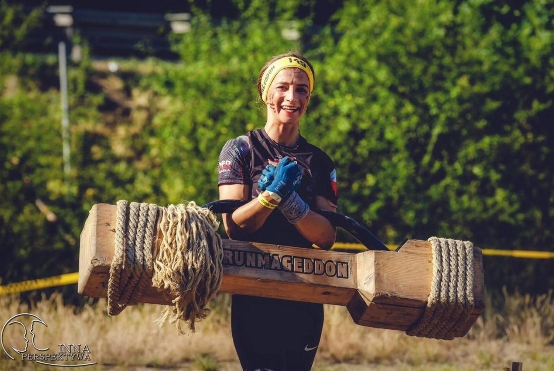 """Klaudia Wysocka bierze udział w biegach ekstremalnych, uczestniczy też w programie """"Ninja Warrior"""""""