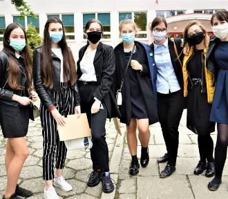 Matura 2020. Uczniowie z Kędzierzyna zdawali język angielski