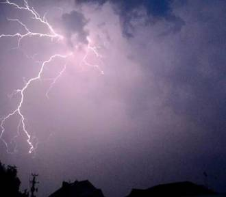 Uwaga na pogodę! Pojawić mogą się gwałtowne burze z gradem