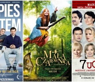 Premiery kinowe w październiku 2018 [opisy filmów]