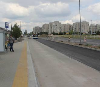 Zaawansowane prace na Piekarach B w rejonie ul. Śląskiej i Sikorskiego