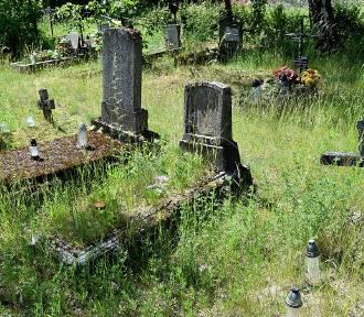 Cmentarz w dużej części zaniedbany [ZDJĘCIA]