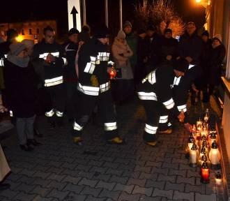 W naszym powiecie także uczczono pamięć Pawła Adamowicza