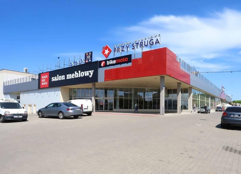"""Centrum Handlowe """"Przy Struga"""" po przebudowie. Zobacz, co się tam będzie mieściło!"""