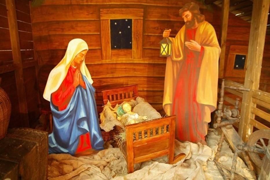 Atrakcje dla dzieci – Szopka św. Franciszka