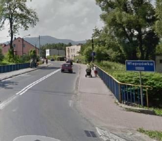 Nad Wieprzówką w Andrychowie wybudowany zostanie nowy most