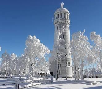 Uwaga turyści. W Sudetach cudowne warunki na narty i spacery (PRZECZYTAJ NASZ RAPORT)