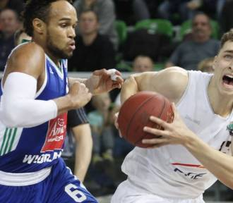 Koszykarze PGE Turów Zgorzelec przegrali kolejny mecz na wyjeździe. Play-off się oddala