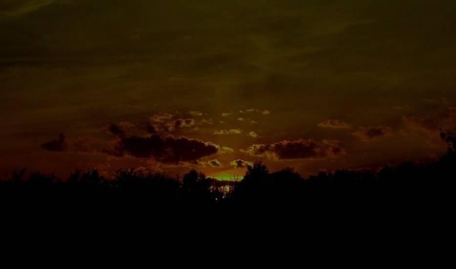 Zachody słońca (Kaszuby 2012)