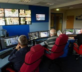 Big Brother w Wadowicach? Widok z drona i 120 kamer, podglądanych z gmachu TP SA