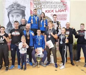 Kickboxing. Nikola Zaborowska i Armin Wilczewski mistrzami Polski