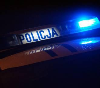 Kalisz: Pijany kierowca spowodował kolizję. Nie miał siły dmuchać w alkomat