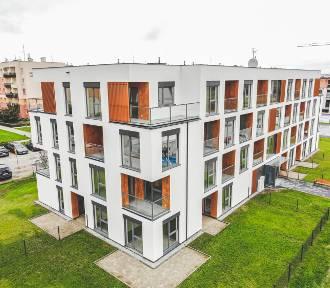 W Jaworze powstaje nowe osiedle Lavor. Zakończono budowę pierwszego budynku