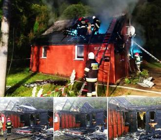 Podpalił dom z programu Polsatu Nasz Nowy Dom