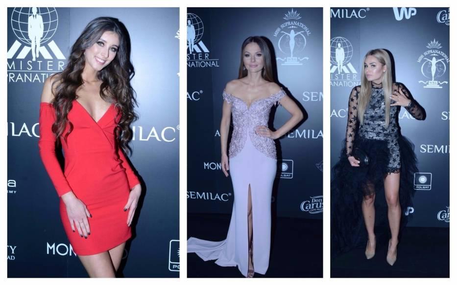 Miss Polski 2017. Piękne modelki i gwiazdy na gali. Ibisz, Piekut i Andrzejewicz! [ZDJĘCIA]