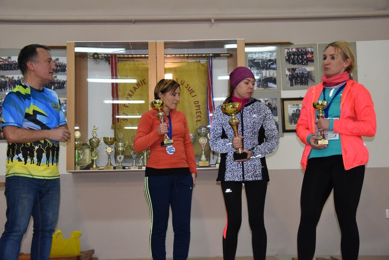 Zimowy Cross Maraton Koleżeński
