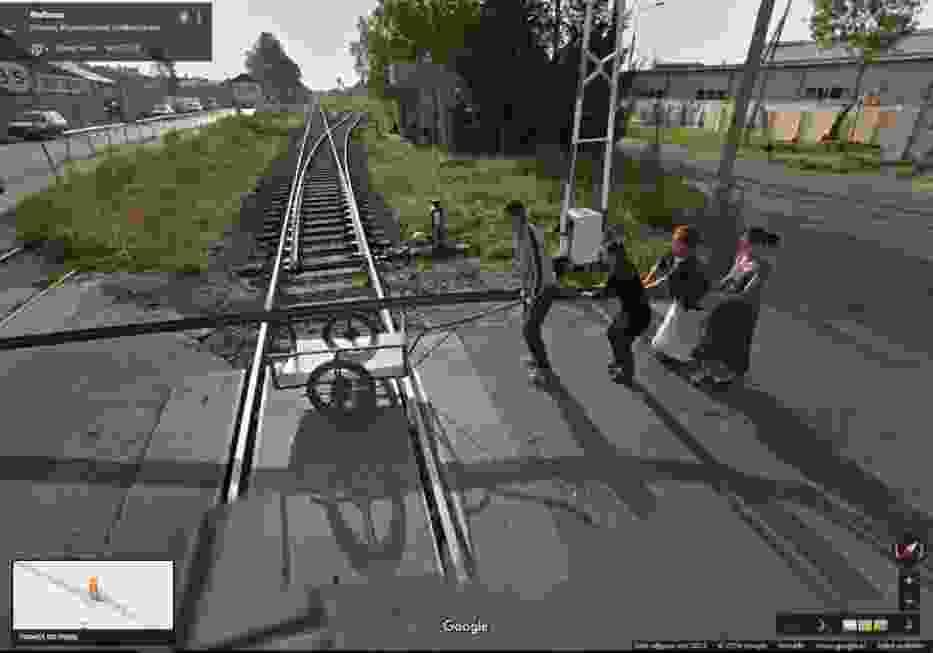 Najlepsze zdjęcia Street View