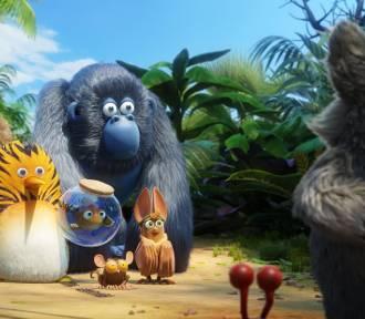 Kumple  z dżungli: zwierzęcy superbohaterowie wkraczają do akcji!