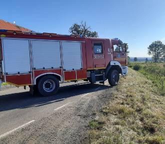 Motocyklista zderzył się z audi. 18-latek nie żyje
