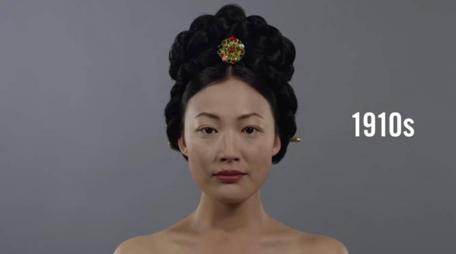 Projekt 100 Years of Beauty, Korea