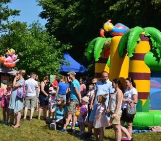 """Dzień Dziecka w Chodzieży: Festyn w Rodzinnym Ogrodzie Działkowym """"Zielony Zakątek"""" [FOTO]"""