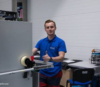 Szwedzkie fabryki Klippan Safety Polska i Andrenplast otwarto w Parku Przemysłowym Nowoczesnych