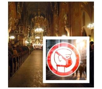 KORONAWIRUS. Prezydent Świdnicy prosi o ograniczenie mszy. Biskup odpowiada