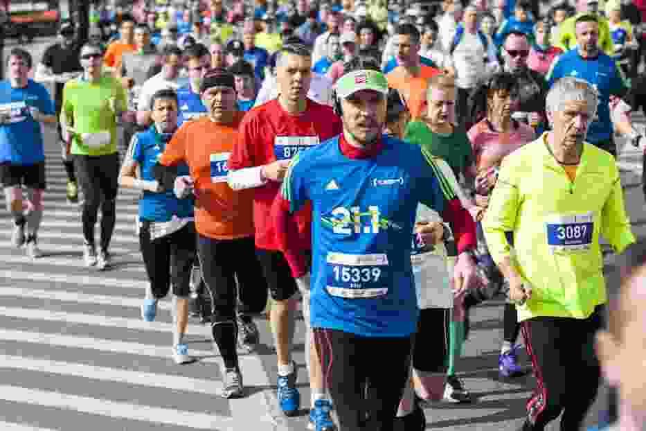 26.03 / Półmaraton Warszawski (21.1 km)
