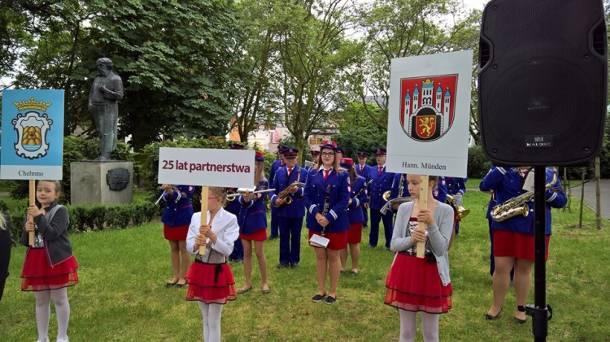 25-lecie partnerstwa Chełmno-Hann.Munden [ZDJĘCIA] - NaszeMiasto.pl