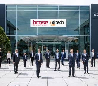 SITECH i Brose jako globalny dostawca kompletnych siedzeń samochodowych