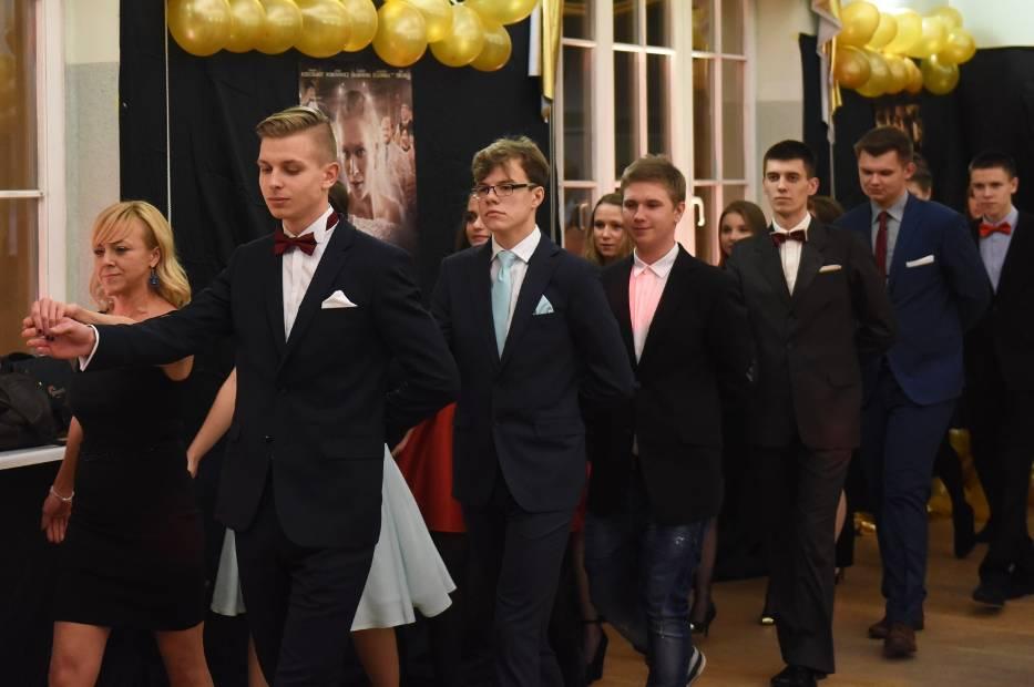 Studniówka 2016 III LO w Poznaniu