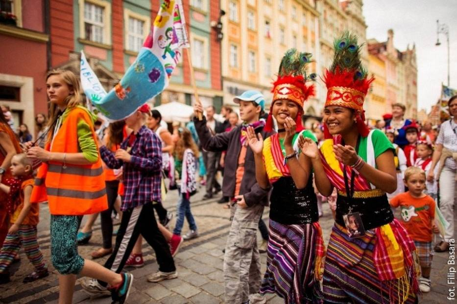 Brave Kids przejdą w paradzie po Rynku