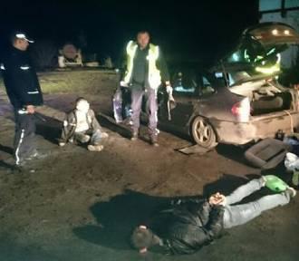 Policja w Chodzieży ścigała kierowcę, który prowadził auto pod wpływem narkotyków