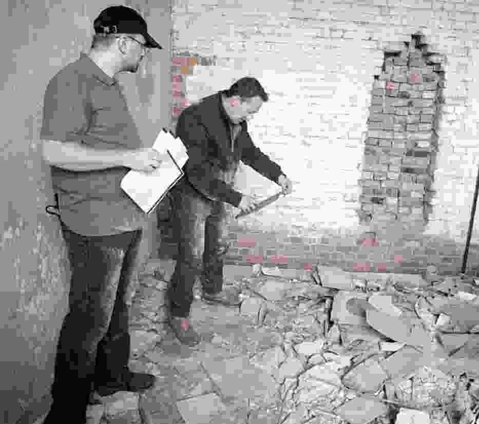 """Odkrycia dokumentów firmy Telefunken w klasztorze w Lubiążu dokonano w trakcie przygotowywania programu """"Poszukiwacze zaginionej prawdy"""" dla kanału telewizyjnego History"""