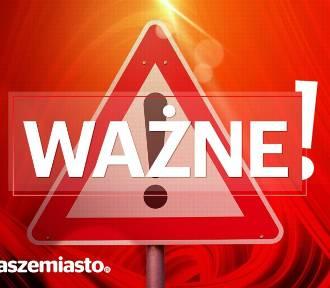 Wstrzymany ruch pociągów na linii Poznań - Piła
