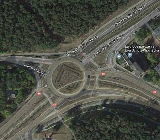 W Toruniu może powstać drugie rondo turbinowe. Gdzie?