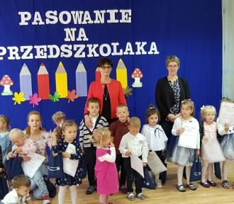 Sławno: Pasowanie na przedszkolaka w Przedszkolu Miejskim nr 3 [ZDJĘCIA] - 2019 r.