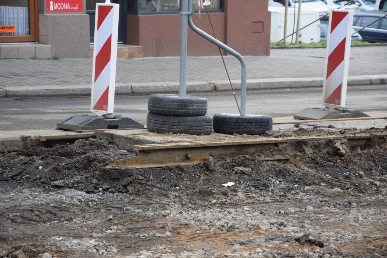 W Chorzowie trwa przebudowa ulicy 3 Maja