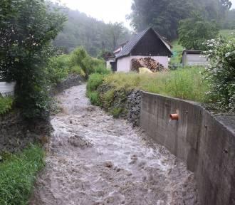 Rzeki w powiecie nyskim mogą przekroczyć stany ostrzegawcze. IMGW wydał komunikat