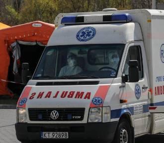 W Małopolsce ponad 100 nowych zakażeń, a w Polsce - rekord