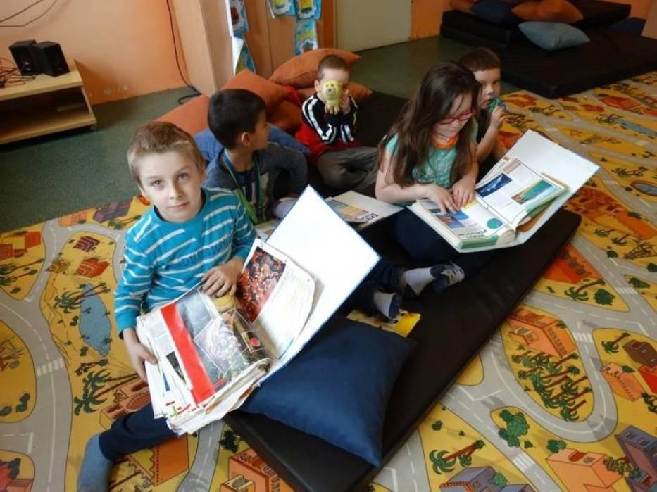 Podczas strajku dzieci w SP4 w Chełmnie były w świetlicy i w klasach