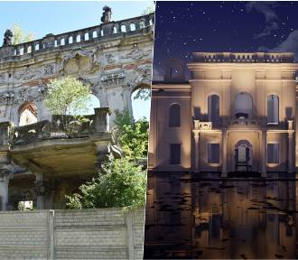 Tak po remoncie będzie prezentował się zabytkowy pałac w Goszczu