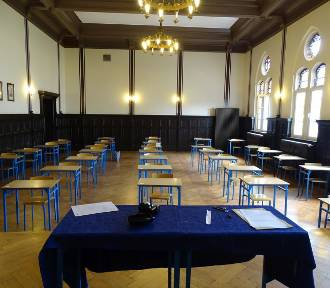 Wschowa rozpoczęcie egzaminów maturalnych