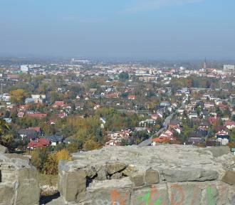 Tarnów. Góra św. Marcina idealnym miejscem na jesienny spacer[ZDJĘCIA]